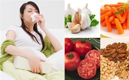 6 thực phẩm đẩy lùi bệnh viêm xoang khi thay đổi thời tiết 1