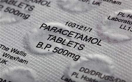 Thận trọng khi sử dụng paracetamol