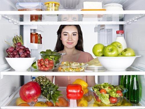 Thời hạn bảo quan thực phẩm trong tủ lạnh1